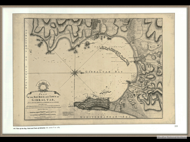 1783_Plan-of-the-Bay-Rock-and-Town-of-Gibraltar